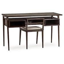 Black Writing Desk And Chair by Desks Office Furniture One Kings Lane