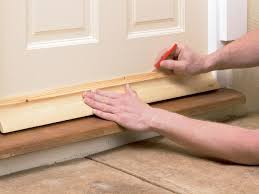 Stop Squeaky Floors From Above by How To Fix Common Problems On Entry Doors Diy