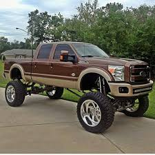 100 Grayson Truck Accessories Top Gun Customz Big Lift And Nice Two Tone On This Super Duty