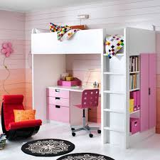awesome loft beds for kids ikea 74 in interior decor home with