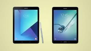 Samsung Galaxy Tab S3 vs Galaxy Tab S2