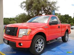 2014 Ford F150 STX Regular Cab In Race Red - C48457 | Truck N' Sale ... Review 2014 Ford F150 Tremor Adds Sporty Looks To A Powerful Truck Fseries Irteenth Generation Wikipedia Toughnology Concept Shows Silverados Builtin Strength Used Super Duty F250 Srw 4x4 For Sale Des Moines Ia Ecoboost Goes Shortbed Shortcab F350 Overview Cargurus Vs 2015 Styling Shdown Trend Now Shipping 2011 Systems Procharger Reviews And Rating Motortrend First Rolls Out Of Dearborn Plant The News Wheel