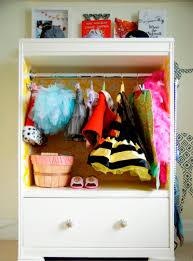Cute DIY Children s Closet