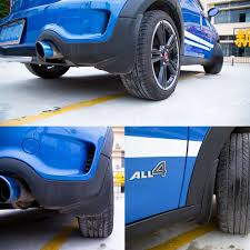 4 For MINI Cooper COUNTRYMAN R60 Clubman R55 Paceman R61 R56 R57 R58 ... Cargo Mats And Mud Flaps Chevrolet Forum Chevy Enthusiasts Forums Thking About Some Mudflaps Dodge Diesel Truck Resource With Serpico Mudflaps Thailand Hi Res 837251 Duraflap On Chevygmc Trucks Mud Ford F150 Community Of Fans Truckfairings Flaps 24 X 36 Yellow For Semi N Trailer Plasticolor 0005r01 Equipment Logo Black John That Deserve To Be A 12 Denali Gmc Duramax Anyone Getting Splash Guards Or Ram Rebel Mudflapsadjustable Suv Flapsmud Rockstar Hitch Mounted Best Fit