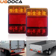 2Pcs 8 LEDS Car Truck Rear Tail Light Warning Lights Rear Lamps ... 2 Led 4 Round Truck Trailer Brake Stop Turn Tail Lights With Red 2007 Ford F150 Upgrades Euro Headlights And Truckin 6 Oval 10 Diode Light Wgrommet Plugpigtail Amazoncom Toyota Pick Up 41988 Lens Lenses Signal Tailgate 196772 Gm Billet Digitails Close Of Tail Lights On A Fire Truck Stock Photo 3956538 Alamy New 2x Led Indicator 24v Waterproof Spyder 042012 Chevy Colorado Hilux Pickup 4x2 4x4 89 95 Clear Red 42008 Recon Smoked 264178bk W Builtin Flange 512