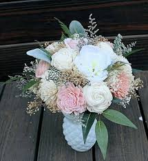 Floral Arrangement Wedding Reception Centerpiece Sola