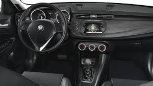 Alfa Romeo Giulietta 2016 dimensions boot space and interior