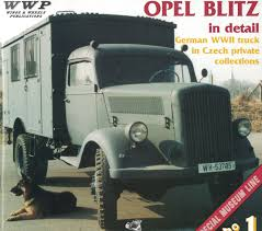 100 German Trucks Opel Blitz In Detail World War II In Czech Private