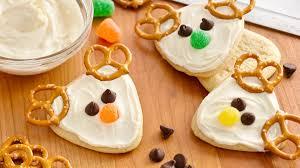 Christmas Tree Meringue Recipe James Martin by Easy Christmas Cookie Recipes Pillsbury Com