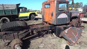 Brockway 260 In The Junk Yard - YouTube 2016 Truckers Choice 1972 Brockway 361 Youtube Trucks Message Board View Topic Pic Of The Looking At 257 1963 1964 1965 Truck 44bd Gas Engine Sales Folder 411 Rear From Premier Subaru Ptssubaru City 2017 Outback 2 5i Premier Historic Drill Team Trucks Long Island Fire Truckscom 776 Heavyhauling Pinterest Rigs In Action 2010 Part 3 Autocardumptruckforsale Autocar Commercial 1987 1974 N361ll80424 For 1949 260xw Iowa 80 Museum Trucking