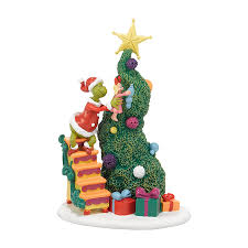 The Grinch Christmas Tree Ornaments by Grinch Village