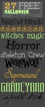 Cookie Clicker Halloween by Free Halloween Fonts For October My Cricut Pinterest Fonts