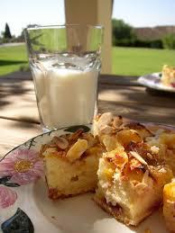 sonntagskuchen nektarine himbeer ricotta kuchen rezept ht
