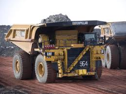 100 Cat Mining Trucks CAT 795F AC