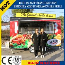 100 Bbq Food Truck For Sale Fv40 High Quality Customizedondemand Fiberglass Mobile