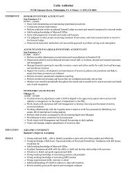 Inventory Accountant Resume Samples   Velvet Jobs Accounting Resume Sample Jasonkellyphotoco Property Accouant Resume Samples Velvet Jobs Accounting Examples From Objective To Skills In 7 Tips Staff Sample And Complete Guide 20 1213 Cpa Public Loginnelkrivercom Senior Entry Level Templates At Senior Accouant Job Summary Inspirational Internship General Quick Askips