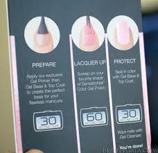 get a salon manicure at home sensationail invincible gel polish