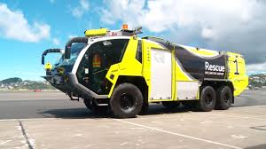 100 Airport Fire Truck Wellington S New Fire Engines YouTube
