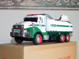 100 Hess Toy Truck Values 2017 Dump With Loader S By The Year Guide