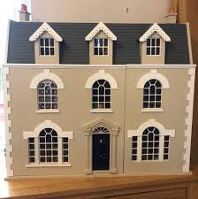 100 Three Storey Houses Dolls House Built Decorated By Cloverley Dolls Includes