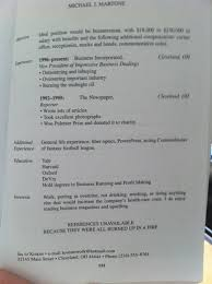The 10 Worst Resumes Employers Have Ever Seen