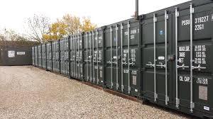 100 Cheap Shipping Container Self Storage Chichester Bognor Regis Strongbox Storage