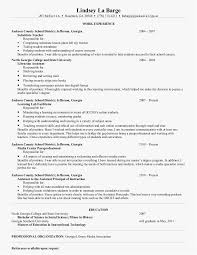 Paraprofessional Resume Examples 28 Best Of New Free Writing Inspirational 22