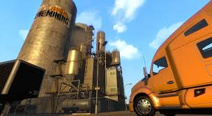100 Euro Truck Simulator 3 114 UPDATE NEWS AND ACROSS THE DESERT IN American