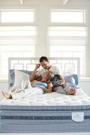 Serta Perfect Sleeper Air Mattress With Headboard by 48 Best Serta Mattress Showroom Images On Pinterest Showroom
