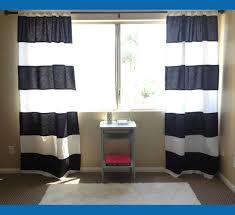 Navy And White Striped Curtains Amazon by Navy And White Striped Curtains Amazon Nucleus Home