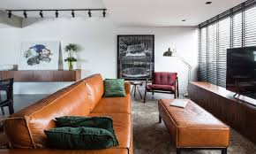 100 Bachlor Apartment A Brazilian Bachelor Pad For The Contemporary Man NONAGON