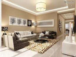 Living Room Decorating Brown Sofa by Clever Light Blue Living Room Decorating Together With Under