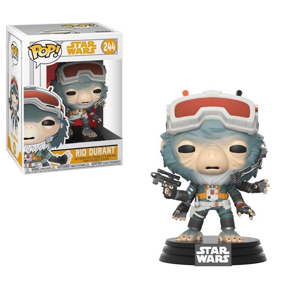 Funko POP Star Wars: Solo Rio Durant Vinyl Figure
