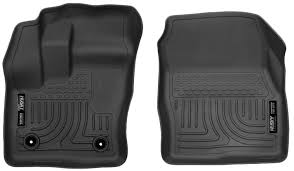 100 Ford Truck Mats 1417 Transit Connect Husky Liners WeatherBeater 1st Row Floor