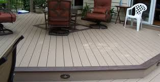 Azek Porch Flooring Sizes by Azek Decking Brownstone Colored Azek Decking With Kona Colored