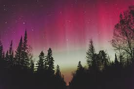 Northern lights cinemagraph