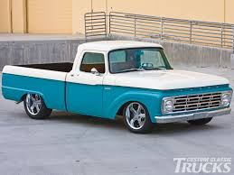 1964 Ford F-100 - Hot Rod Network