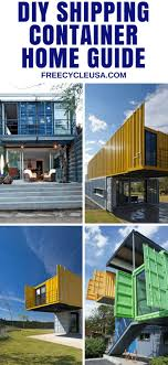 100 Diy Shipping Container Home Plans How To Build Your Own Decoracin