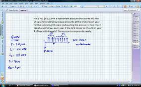 Sinking Fund Formula Derivation by Uniform Payment Series Present Worth Factor Difficulty Medium