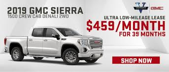 Victory Buick GMC In Victoria | A Cuero, Hallettsville And El Campo ... Gmc Introduces New Offroad Subbrand With 2019 Sierra At4 The Drive Should You Lease Your Truck Edmunds 2018 1500 Reviews And Rating Motortrend Seattle Dealer Inventory Bellevue Wa Central Buick Is A Winter Haven New Car All Chevy Cadillac Inventory Near Burlington Vt Car Patrick Used Cars Trucks Suvs Rochester Autonation Park Meadows Dealership Me A Chaing Of The Pickup Truck Guard Its Ford Ram For Ellis Chevrolet In Malone Ny Serving Plattsburgh North Certified Preowned 2017 Base 2d Standard Cab Specials Quirk