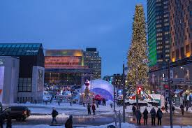 Christmas Tree Type Crossword by In Montreal An Ungainly And Unloved Christmas Tree The New York