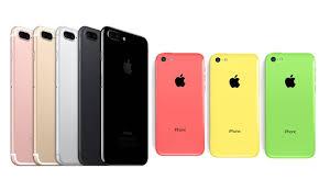 Refurbished iPhone 5 5c 5s 6 or 7