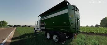 100 Feed Truck Mack Pinnacle V10 Farming Simulator 2019