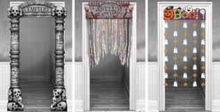 Halloween Classroom Door Decorations by Door Decoration For Halloween Spider Web Halloween Decorations