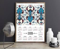 Calendars For Your Own Design Stationery Templates Creative Market