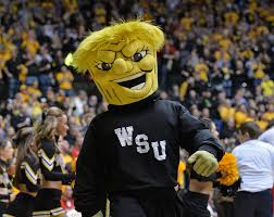 What college mascot is the stuff of nightmares CFB
