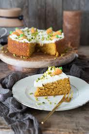 veganer und glutenfreier rüblikuchen karottenkuchen carrot cake