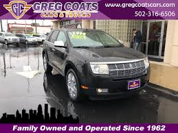 100 Greg Coats Cars And Trucks Listing ALL 2010 LINCOLN MKX