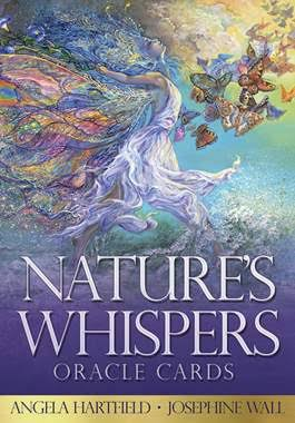 Nature's Whispers Oracle Cards - Angela Hartfield