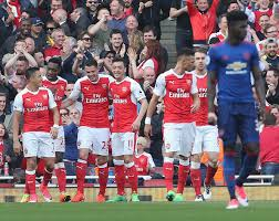 EPL 2016 17 Arsenal 2 0 Manchester United Player Ratings